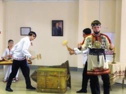 День Калевалы в МарГУ