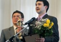 Во время вручения премии. Фото: shketan.ru