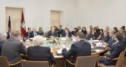 Представители землячеств в Правительстве Москвы