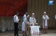 Марийский коллектив на сцене