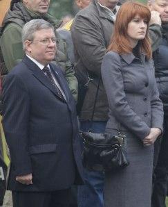М.Бутина и А.Торшин