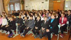 Ученики Кулегашской школы