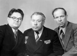 Китиков, Кожаев, Галкин