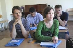 Участники Летней школа марийского языка и культуры