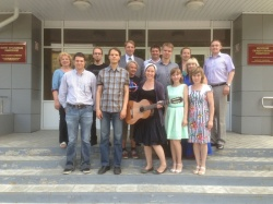 Участники летней школы