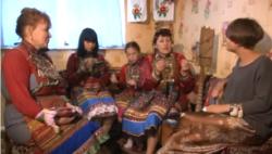 Марийцы Сызганки