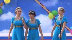 Артисты из села Охотничий