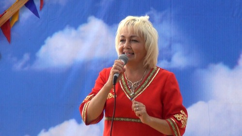 Галина Ермолаева