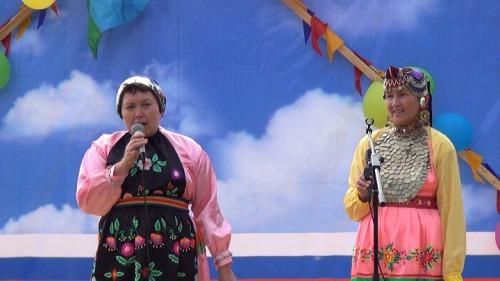 Светлана Сергеева (Калистратова) и Алевтина Кузьмина (Кузнецова)