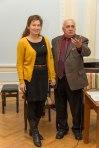 Татьяна Алыбина и Юрий Ерофеев