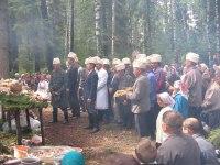 Моление марийских традиционалистов