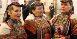 Марийцы из д. Красный Луг (Олык)