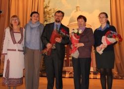 Александр Черных в середине