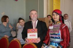 В Перми выпустили книгу о мари края