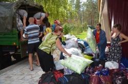 Украинские беженцы в Марий Эл