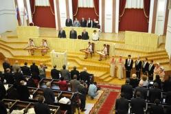 Последнее заседание V созыва Госсобрания РМЭ. Фото: parlament.mari.ru