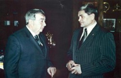 Е.Примаков и М.Долгов