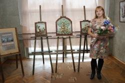 Ю.Смирнова и ее триптих
