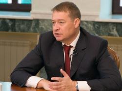 Леонид Маркелов, врио главы Республики Марий Эл