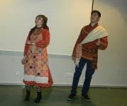 Алена Тимерханова и Николай Анисимов