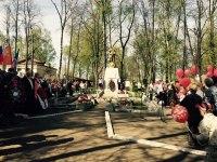 Воинское кладбище в Сычевке