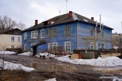 Один из домов в Йошкар-Оле. Фото: 7x7