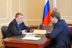 Л.Маркелов (слева) и М.Швецов. Фото:  marsu.ru
