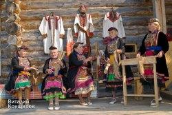 Марийцы д. Сызганка на фестивале