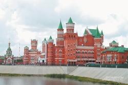 Архитектурный облик Йошкар-Олы руководство республики ставит себе в заслугу. Фото: АиФ
