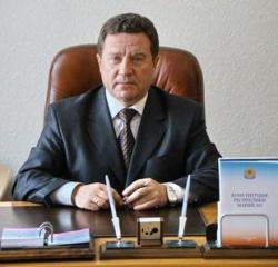 Глава ЦИК Н.Клементьев