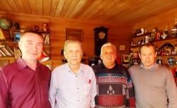 Андрей Ефремов, Андрей Эшпай, Юрий Ерофеев и Юрий Игнатьев