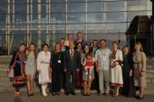 Марийская делегация
