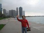 В Чикаго