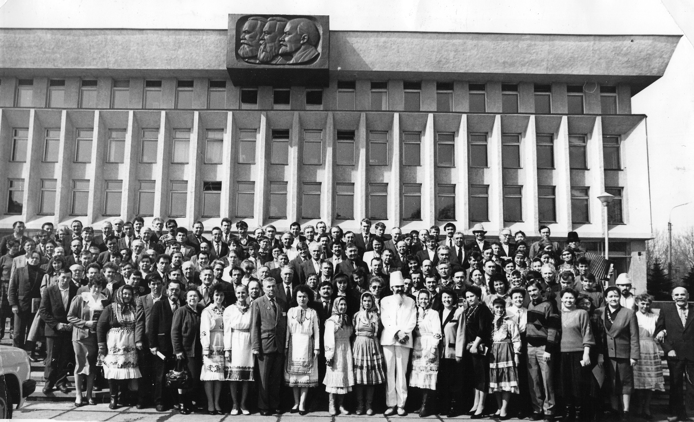 Поздравление на годовщину встреч