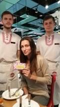 Презентация марийского иван-чая в роли ведущей Оксана, наша красавица-марийка.
