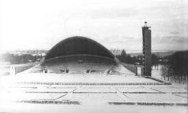Певческое поле в Таллинне, 1979 г.