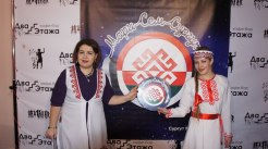 МарийСемСургут. Раисия Сунгурова, Марианна Ибашева (Баязова).
