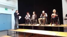 Участники 1-ой панельной дискуссии