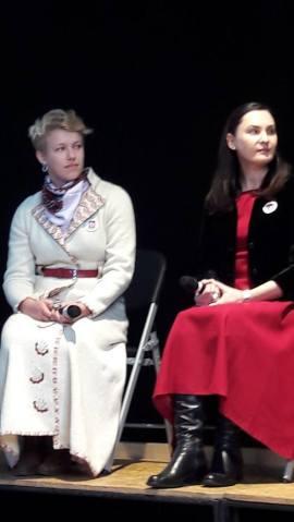 Участники 2-ой панельной дискуссии