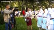 Гостями моско мари стало марийское тв - работает Людмила Федорова