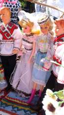 Марийские куколки