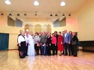 Земляки поздравляют Сергея Макэмари с премьерой