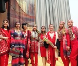 Евгения Кошкина и Марий сем