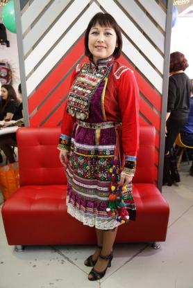 Алевтина Сабурова