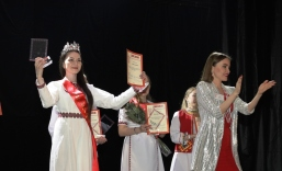 Мисс Мари-2019 Ирина Зорина
