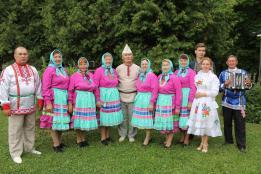Ансамбль Акарт с арвуем Московского региона Денисом Ямаевым