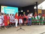 Костюм татарстанских мари-