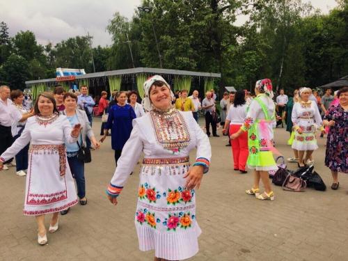 Пеледыш пайрем 2019 Москва