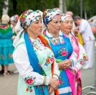 Участники праздника - ансамбль из Звениговского района=