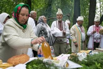Марийские религиозные праздники отмечаются в священных рощах - кусото. Фото: Артур Салимов